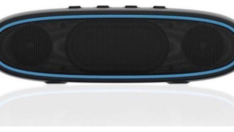 Přenosný reproduktor Niceboy (sound-tube) černé