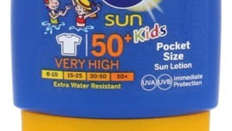 Nivea Sun Kids SPF50+ 50 ml opalovací přípravek na tělo
