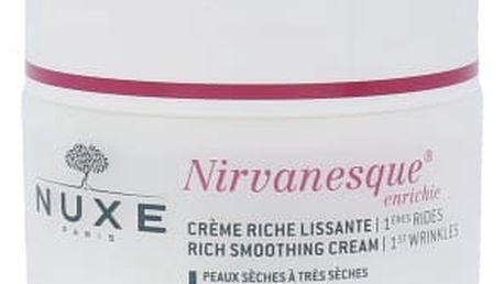 NUXE Nirvanesque Rich Smoothing Cream 50 ml denní pleťový krém proti vráskám pro ženy