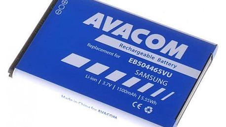 Baterie Avacom pro Samsung SGH-i8910, Li-Ion 1500mAh (náhrada EB504465VU) (GSSA-I891-S1200A)