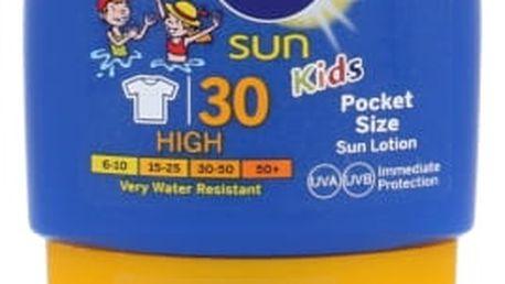 Nivea Sun Kids SPF30 50 ml opalovací přípravek na tělo