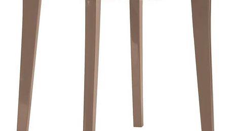 Stůl Rojaplast Lisa cappuccino