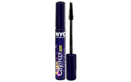NYC New York Color City Proof 8 ml řasenka pro ženy 861 Black