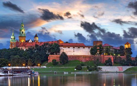 Pobyt poblíž Krakova u vyhlášeného solného dolu
