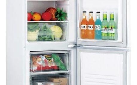 Kombinace chladničky s mrazničkou Goddess RCD0150GW8A bílá