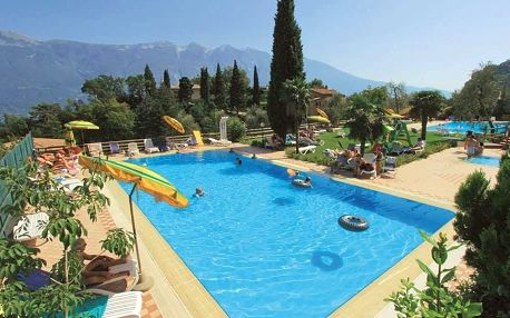 Itálie - Lago di Garda na 8 až 11 dní, polopenze nebo snídaně s dopravou vlastní