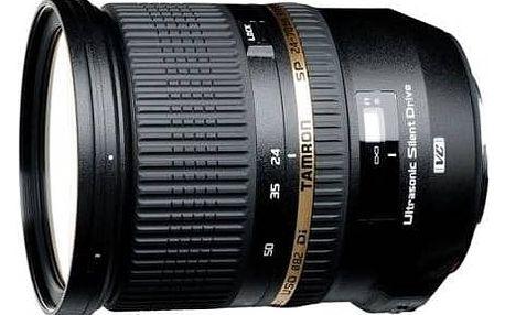 Objektiv Tamron SP 24-70mm F/2.8 Di VC USD pro Nikon (A007 N) černý + Doprava zdarma