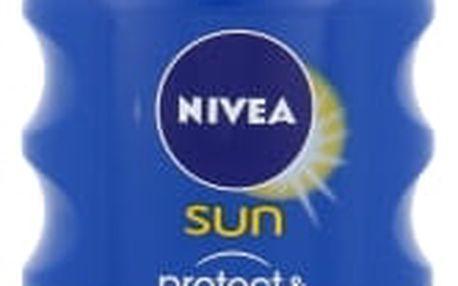 Nivea Sun Protect & Moisture SPF30 200 ml opalovací přípravek na tělo pro ženy