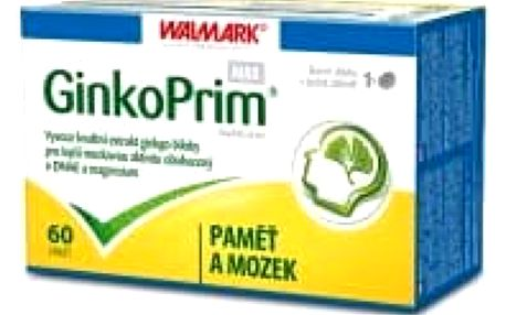 Walmark GinkoPrim MAX new 60 mg 60 tablet