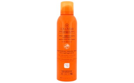 Collistar Moisturizing Tanning Spray SPF10 200ml Kosmetika na opalování W