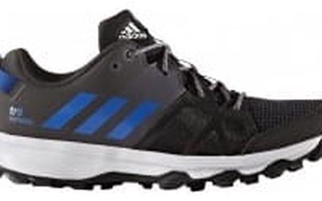 Dětské boty adidas kanadia 8 k 38 CBLACK/BLUE/TRAGRE
