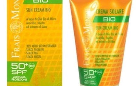 Frais Monde Sun Cream SPF50+ 150 ml opalovací přípravek na tělo pro ženy