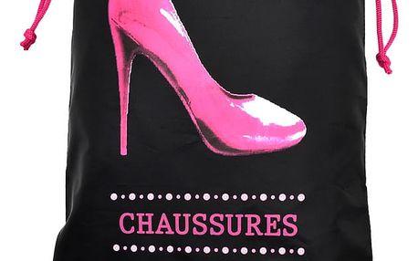 Cestovní taška na boty PotironParisChaussers, 40x30cm