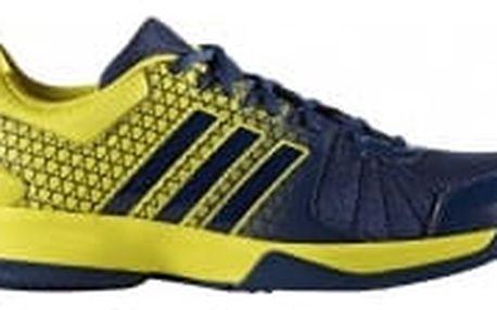 Pánské sálové boty adidas Ligra 4 44 MYSBLU/MYSBLU/BYELLO