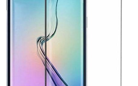 Screenshield ochrana displeje Tempered Glass pro Samsung Galaxy S6 Edge (SM-G925F), černá - SAM-TGBG925-D