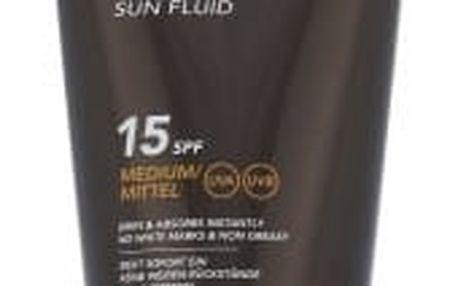 PIZ BUIN Ultra Light Dry Touch Sun Fluid SPF15 150 ml opalovací přípravek na tělo pro ženy