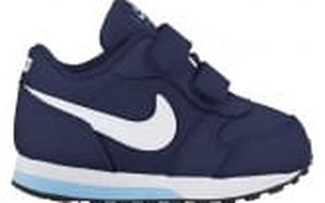 Dětské tenisky Nike MD RUNNER 2 (TDV) 25 BINARY BLUE/WHITE-VIVID SKY-BL