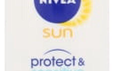 Nivea Sun Mléko na opalování Sensitive SPF 50 200 ml