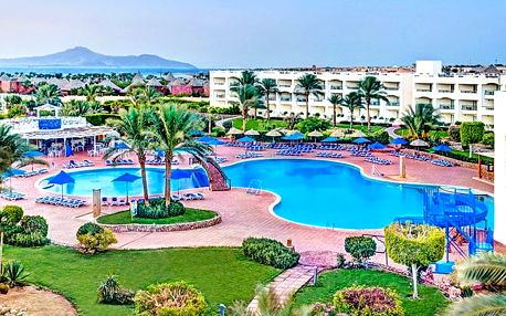 Hotel Aurora Oriental Resort, Sharm el Sheikh, Egypt, letecky, all inclusive