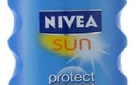 Nivea Sun Protect & Bronze SPF30 200 ml opalovací přípravek na tělo pro ženy