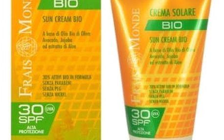 Frais Monde Sun Cream SPF30 150 ml opalovací přípravek na tělo pro ženy