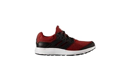 Pánské běžecké boty adidas galaxy 3.1 m 42 CORRED/CBLACK/FTWWHT