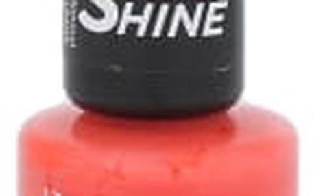 Rimmel London 60 Seconds Super Shine 8 ml lak na nehty pro ženy 415 Instyle Coral