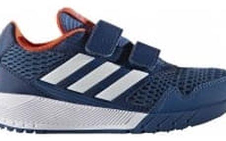 Dětské boty adidas AltaRun CF K 34 CORBLU/FTWWHT/MYSBLU