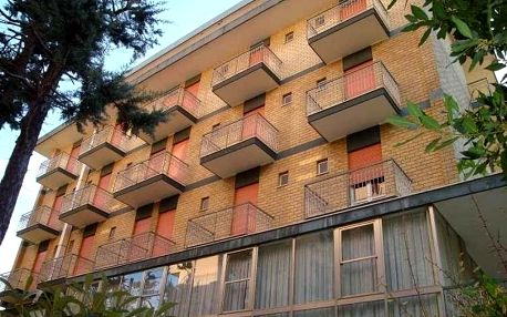 Itálie - Rimini na 8 až 15 dní, plná penze nebo polopenze s dopravou vlastní