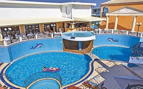 Hotel White Olive Premium, Zakynthos, Řecko, letecky, all inclusive