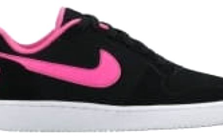 Nike court borough low (gs) 38,5 BLACK/PINK BLAST
