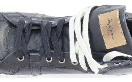 Pánská kožená obuv od Pepe Jeans vč. poštovného, vel. 45