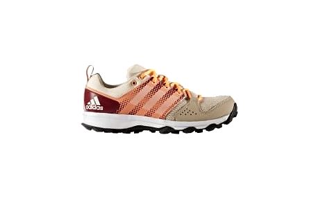 Dámské běžecké boty adidas galaxy trail w 40 LINEN/CWHITE/EASORA
