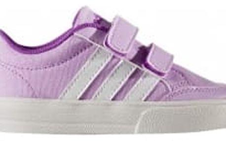 Dětské boty adidas VS SET CMF INF 23 LGTORC/FTWWHT/SHOPUR