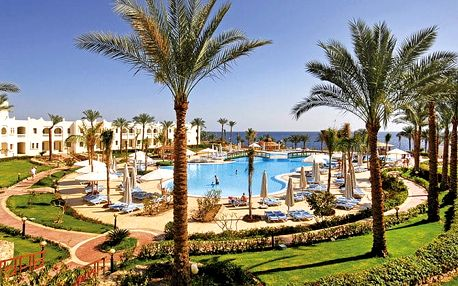 Hotel Sunrise Diamond Beach Resort, Sharm el Sheikh, Egypt, letecky, all inclusive
