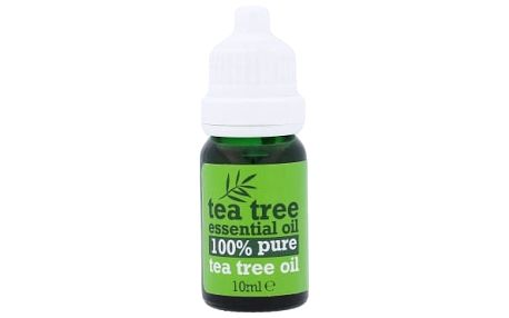 Xpel Tea Tree 100% Pure Tea Tree Oil 10ml Tělový olej W Pro všechny typy pokožky