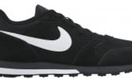 Pánské tenisky Nike MD RUNNER 2 43 BLACK/WHITE-ANTHRACITE