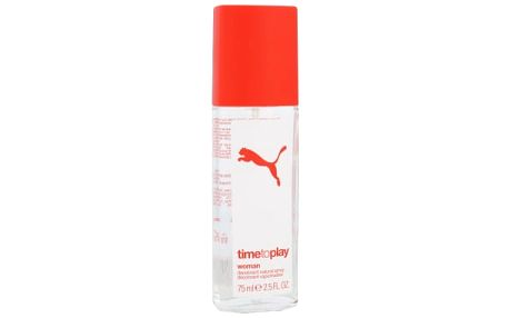 Puma Time to Play Woman 75 ml deodorant deospray pro ženy