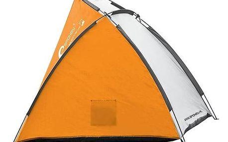 Plážový paravan Spokey CLOUD, oranžový