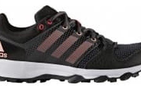 Dámské běžecké boty adidas galaxy trail w 42,5 CBLACK/STIBRE/CORPNK