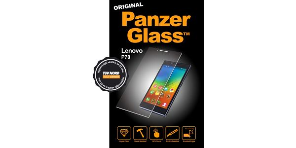 PanzerGlass ochranné sklo na displej pro Lenovo P70 - 1452