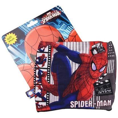 Nákrčník s motivem Spidermana