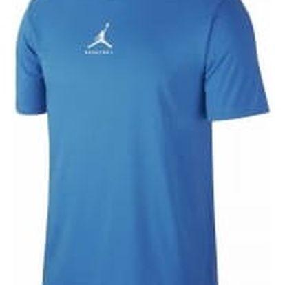 Pánské tričko Jordan M JBSK DF 23/7 BBALL JMPMN TEE L LT PHOTO BLUE