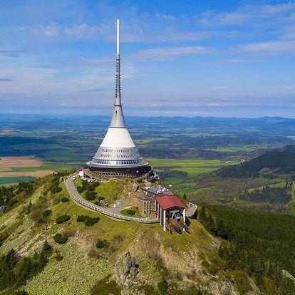 Gurmánský i odpočinkový pobyt v Jizerkách