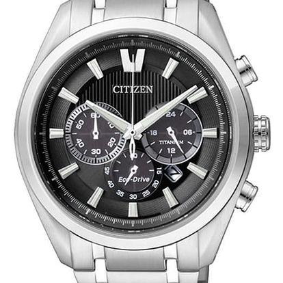 Citizen Super Titanium Chrono CA4010-58E + pojištění hodinek, doprava ZDARMA, záruka 5 let