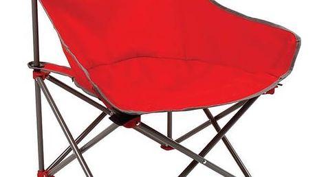 Křeslo Coleman Kickback Chair červené