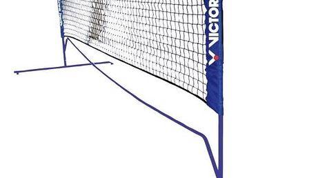 Badminton síť Victor Mini Badminton net - 3 nastavitelné výšky černá + Doprava zdarma