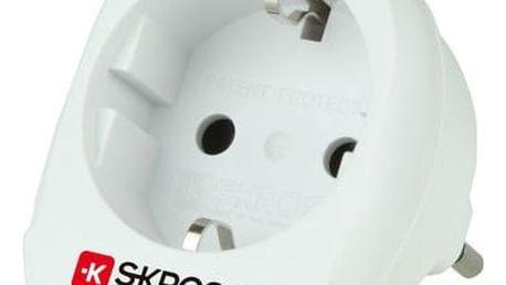 Skross cestovní adaptér pro použití v Itálii - PA25