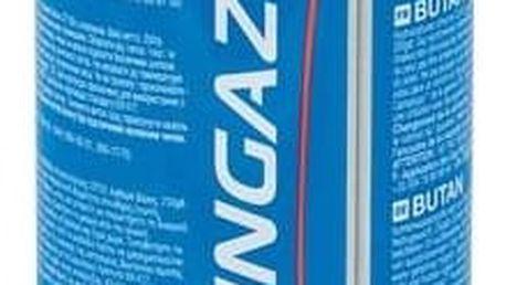 Kartuše Campingaz typ CP 250 (230 g plynu, ventilový systém CG)
