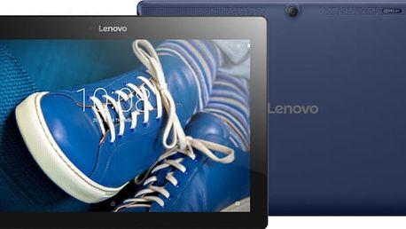 "Lenovo IdeaTab 2 A10-30 10,1"" - 16GB, modrá - ZA0C0118CZ"